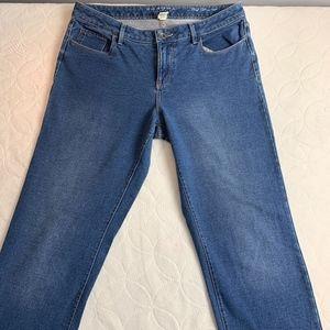 Sonoma Mid Rise Slim Straight, size 10 reg